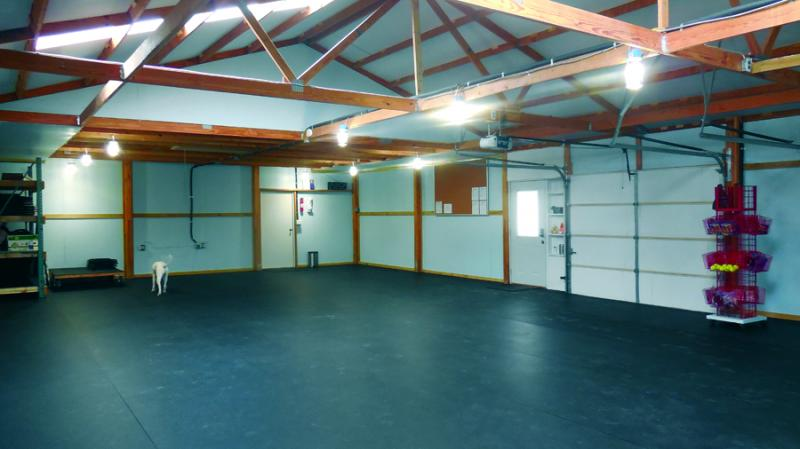 Indoor Training Space